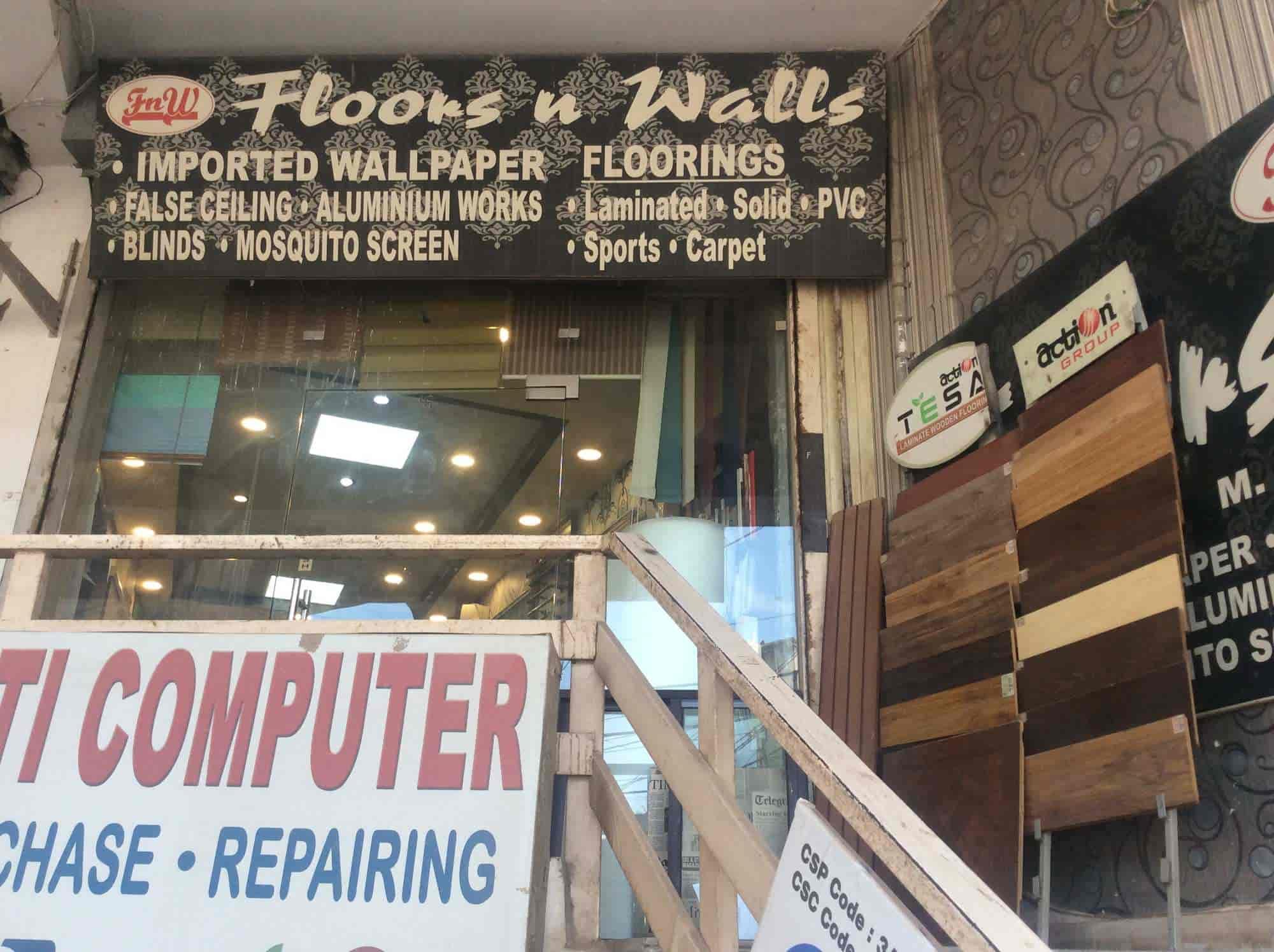 Floors N Walls, Sikandarpur - Wall Paper Dealers in Gurgaon, Delhi