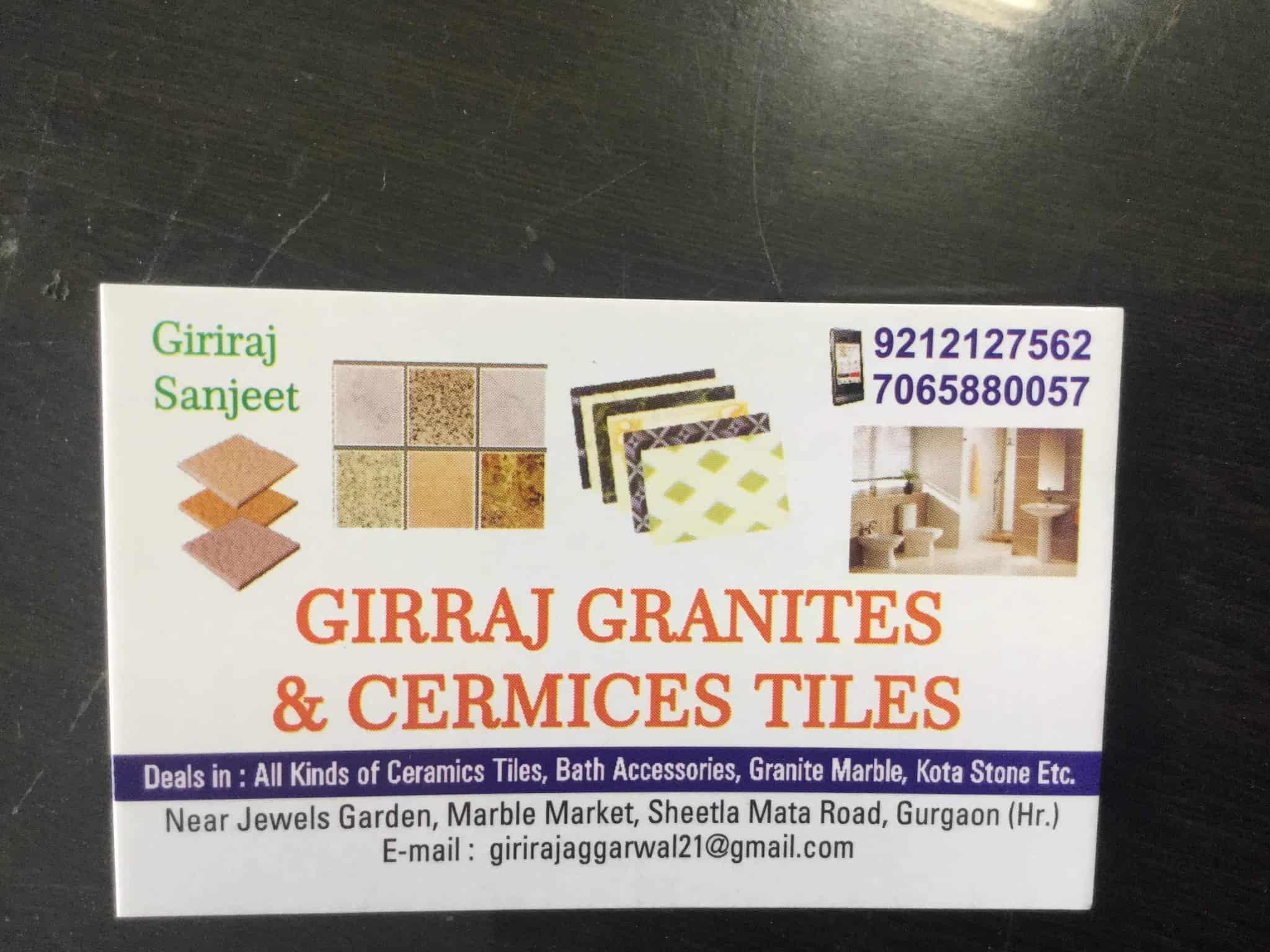 Giriraj Granites Ceramic Tiles Photos Sector 12 Delhi Pictures