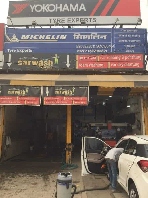 K And K Auto >> K K Tyre Experts Pvt Ltd Gurgaon Sector 48 Tyre Dealers