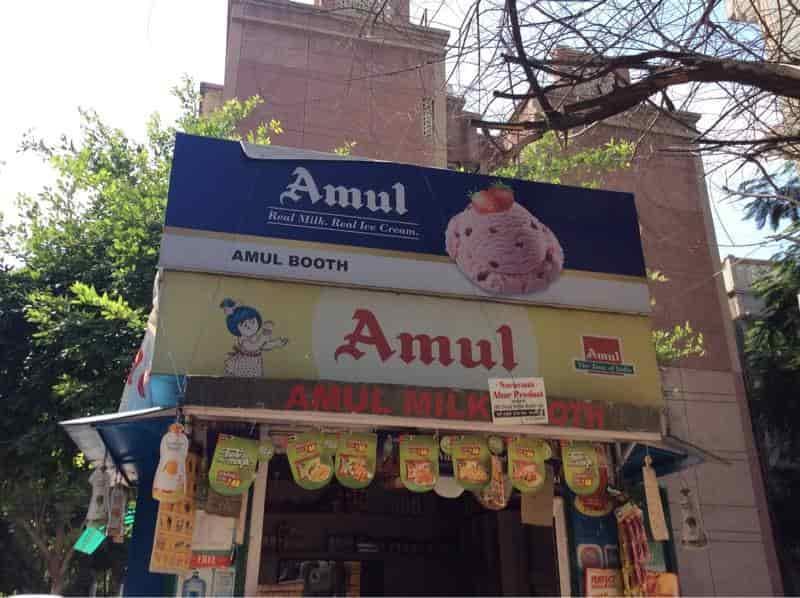 amul booth, Kendriya Vihar - Grocery Stores in delhi - Justdial