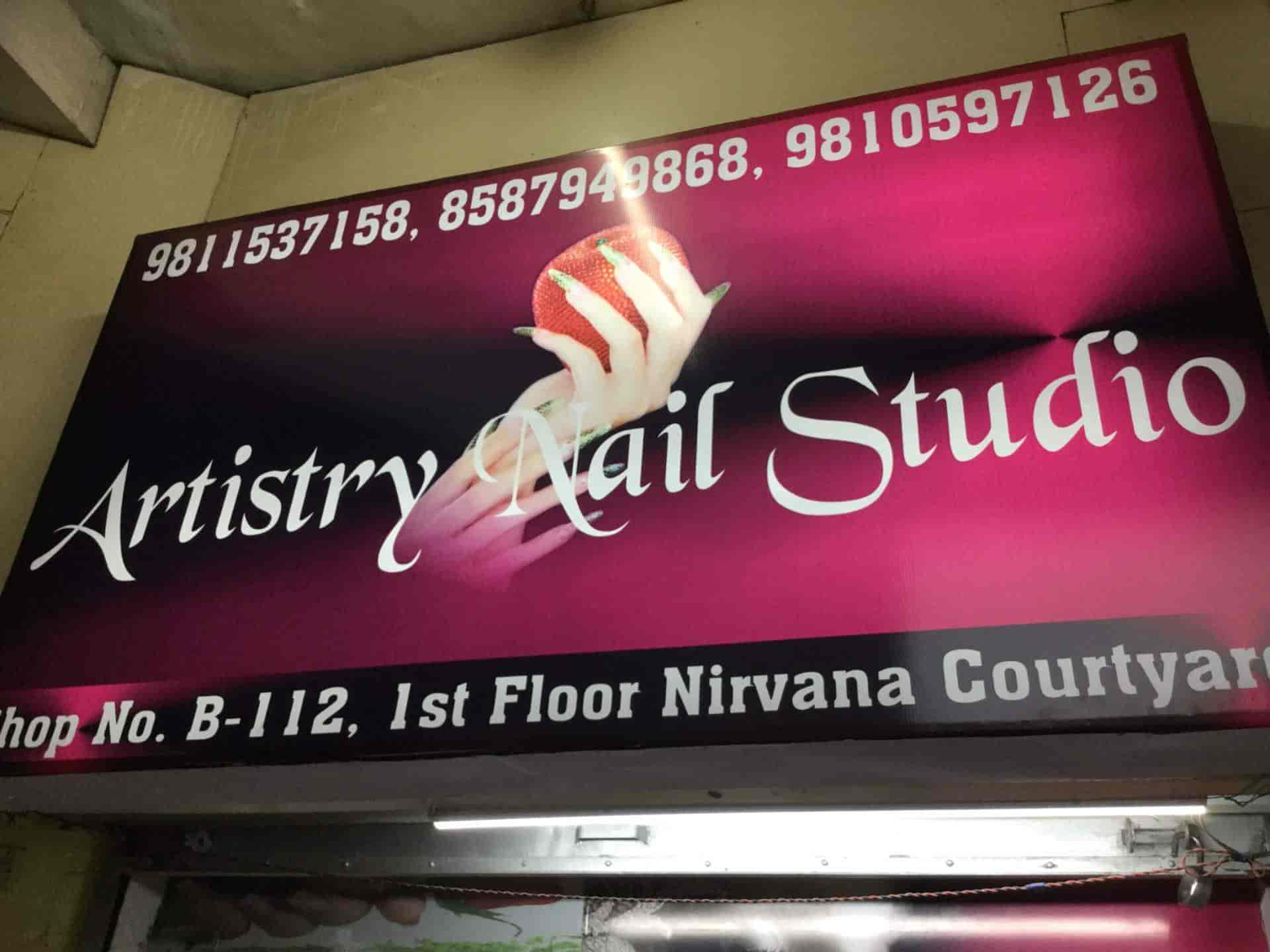 Artistry Nail Studio Photos, Nirvana Country, Gurgaon- Pictures ...