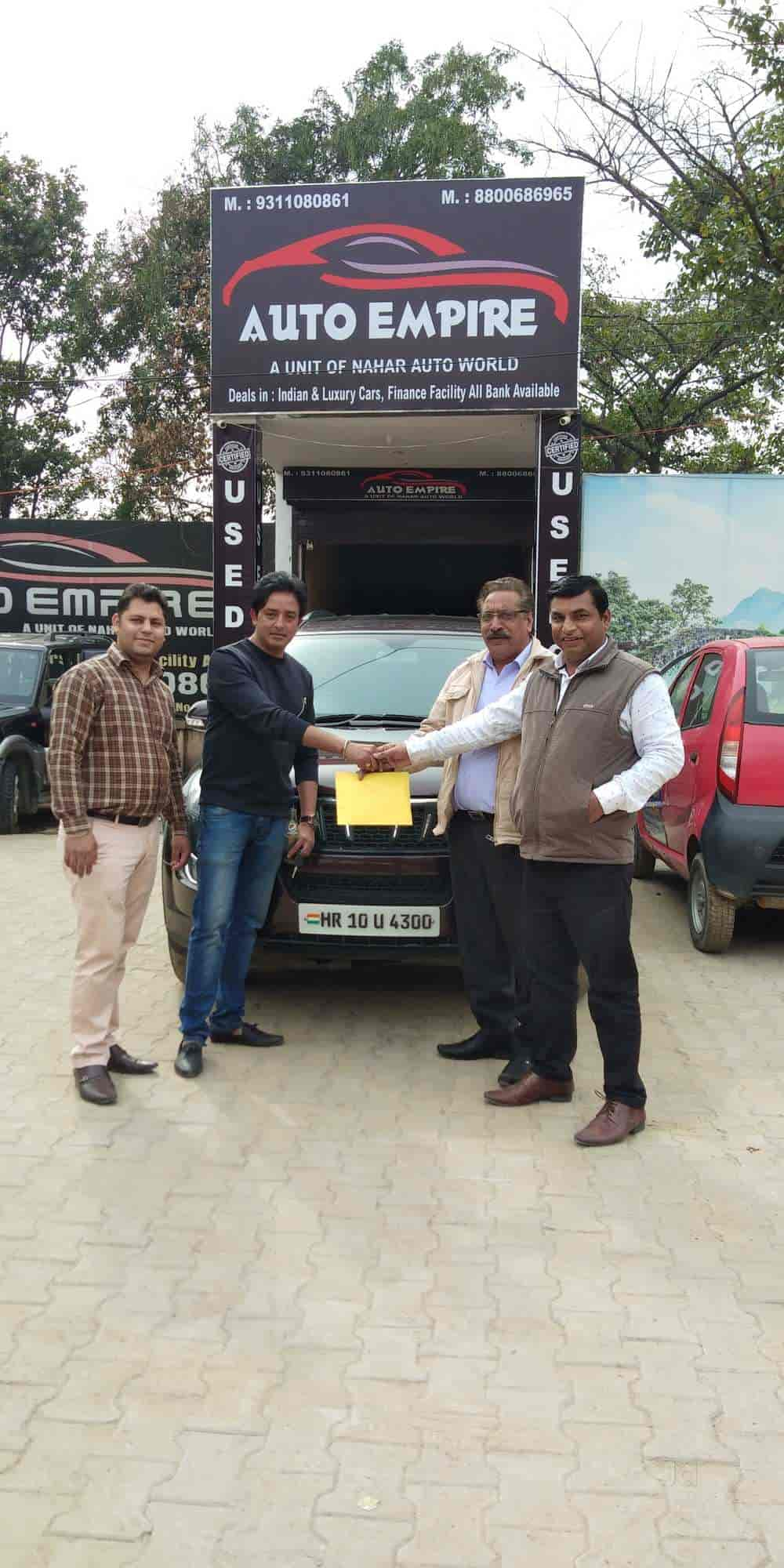 Auto Empire, IFFCO Chowk - Second Hand Car Dealers in Gurgaon, Delhi