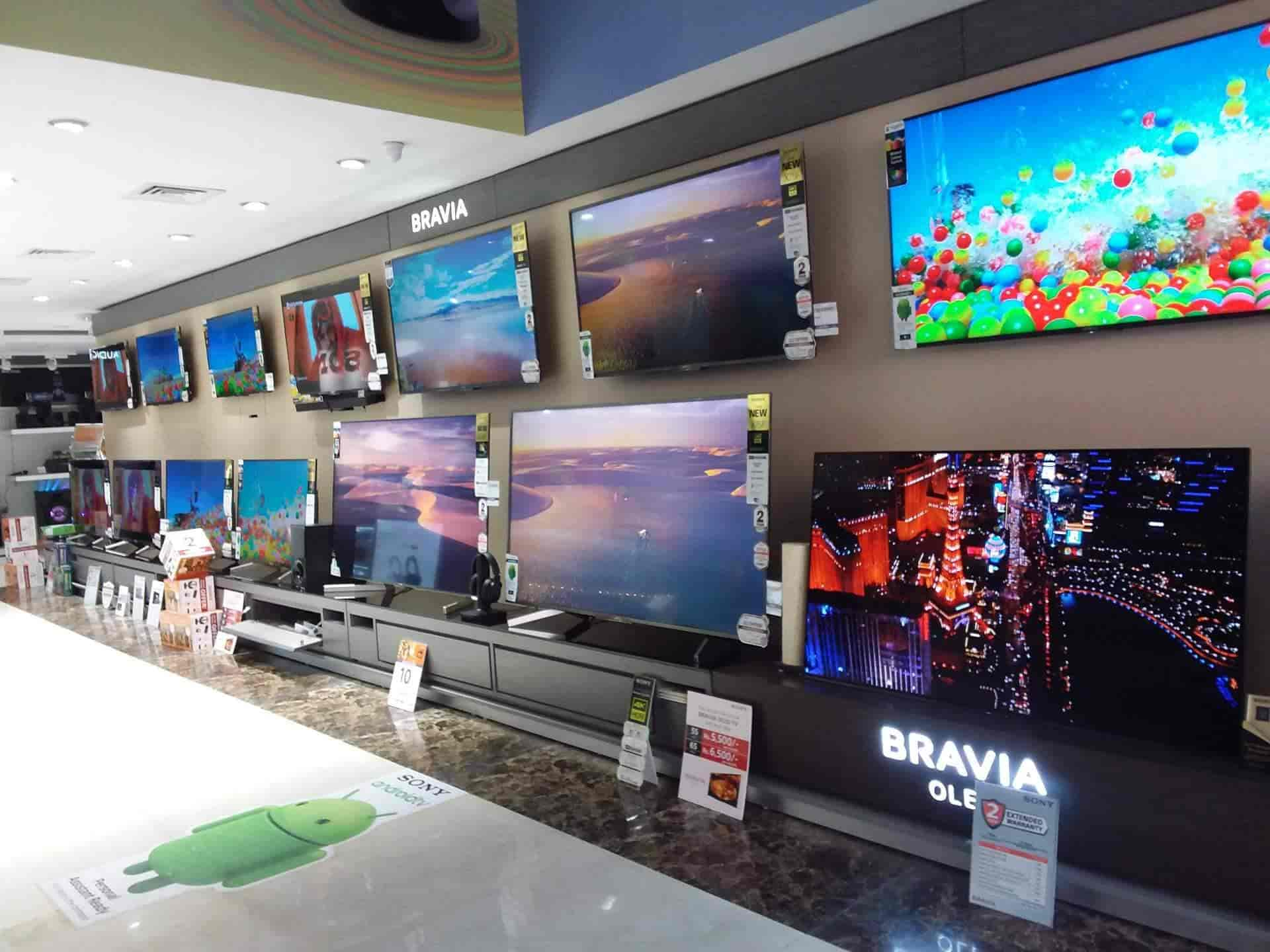 Sony Center, G S Road - Electronic Goods Showrooms in