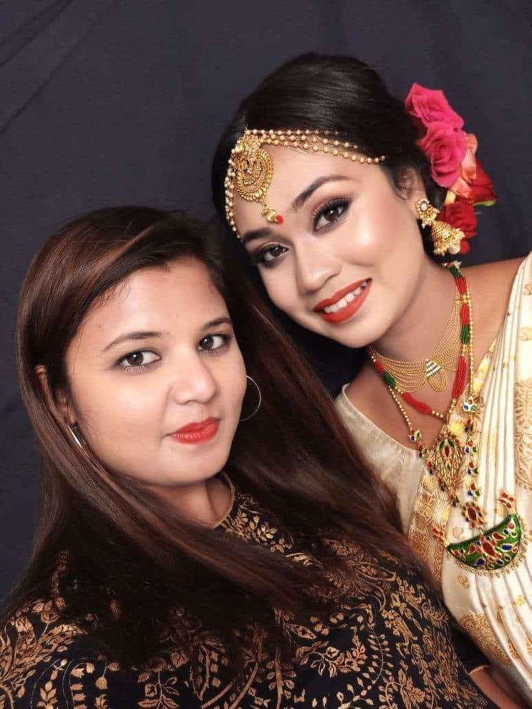 Cj Make Up Studio Training Centre, Panbazar - Bridal Makeup Artists