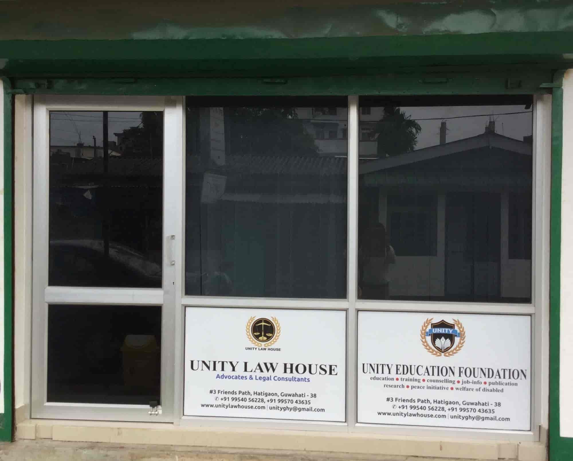 Unity Law House, Hatigaon - Lawyers in Guwahati - Justdial