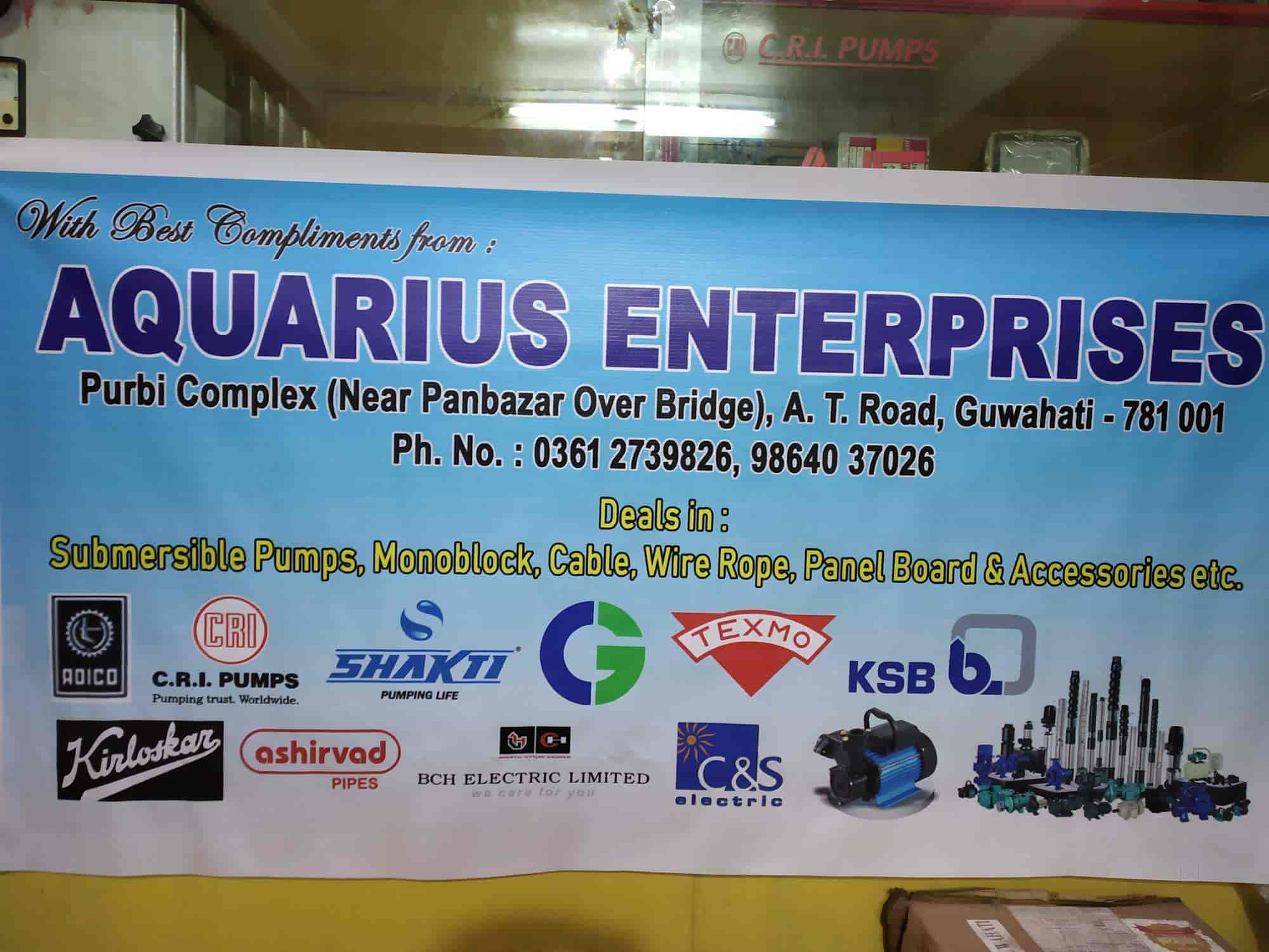 Aquarius Enterprises