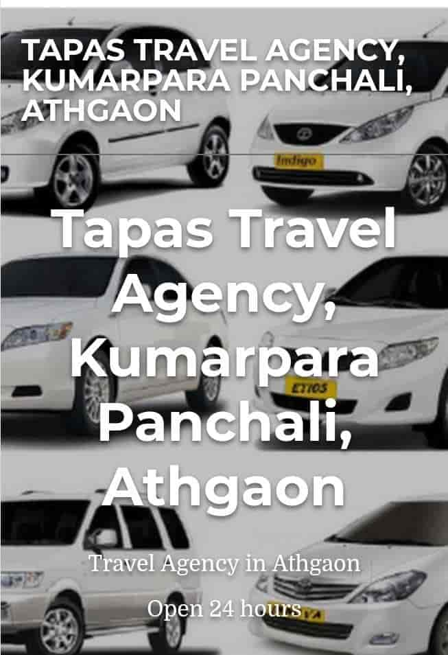 Tapas Travel Agency All North East Cab Booking, Athgaon - Travel