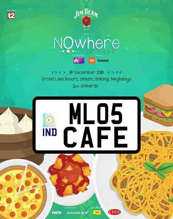 Cafe Shillong, Zoo Road, Guwahati - North Eastern
