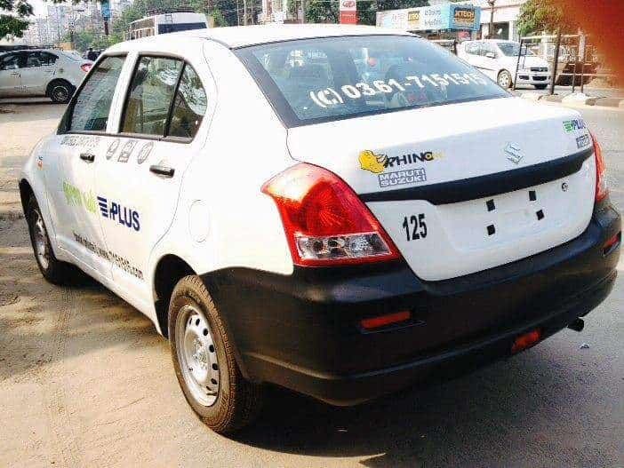 Green Cab, Beltola - 24 Hours Call Taxi Services in Guwahati