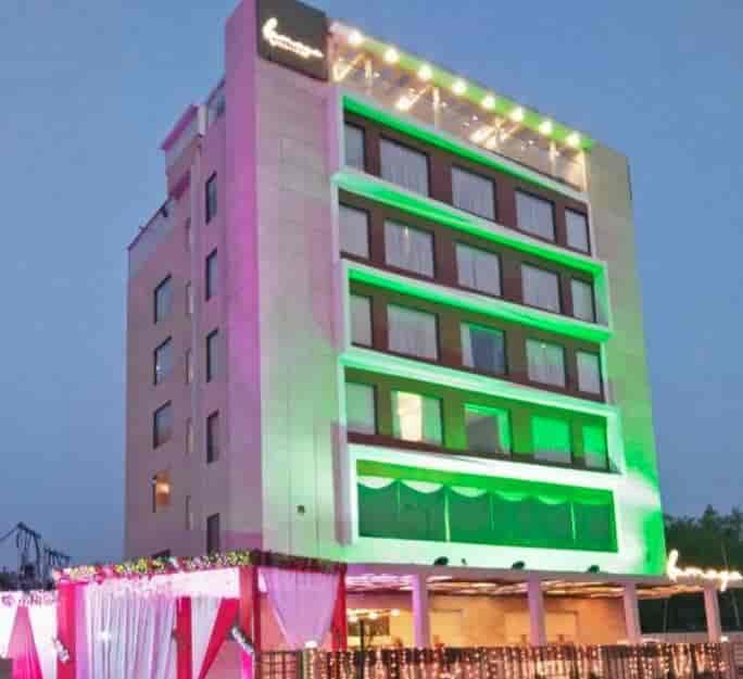 Exterior Hotel Ramaya Best Hotels Photos Gwalior Railway Station