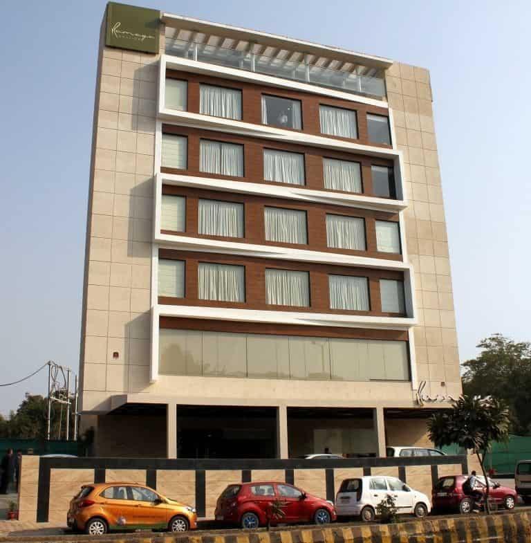 Hotel Ramaya Srs Luxury Villas Hotels Pvt Ltd Thatipur Ramaiya In Gwalior Justdial