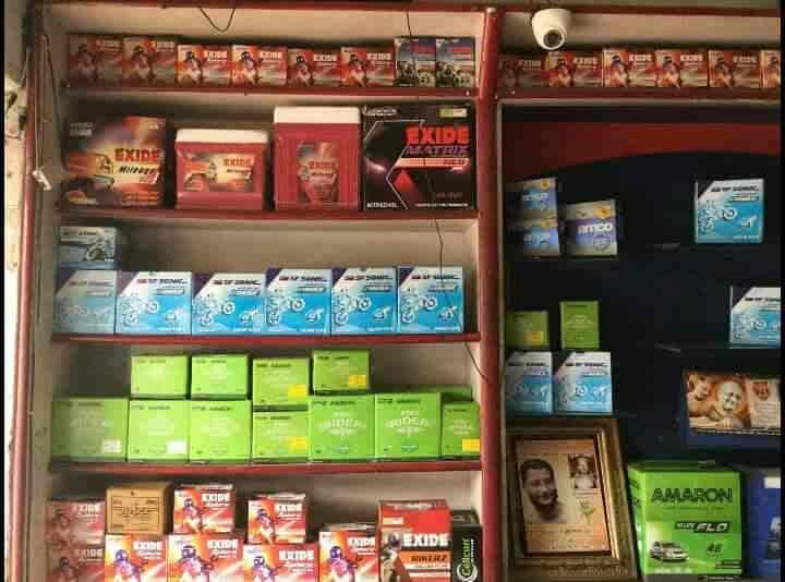 New Jain Battery Work, Lashkar - Inverter Battery Dealers