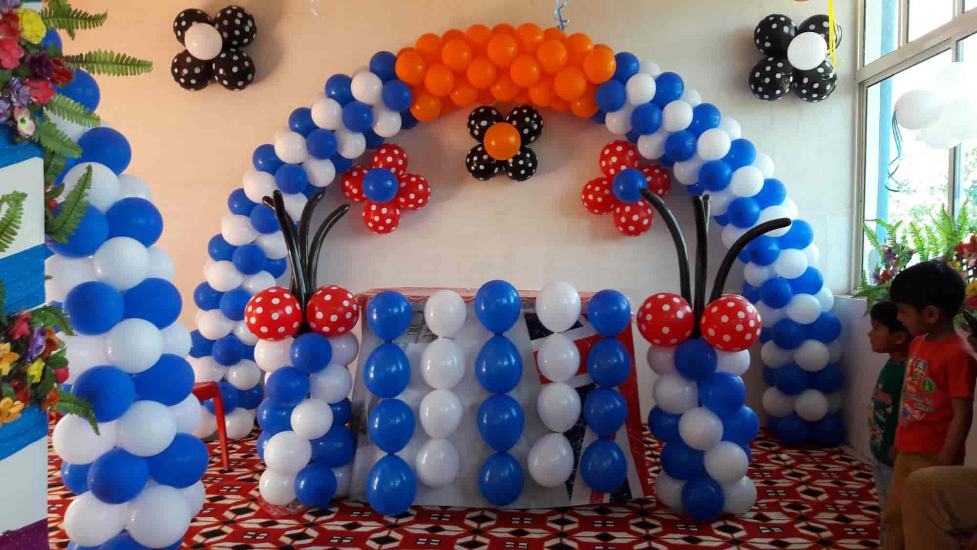 Saini Balloon Decoration Flower Works Photos Gwalior City Gwalior