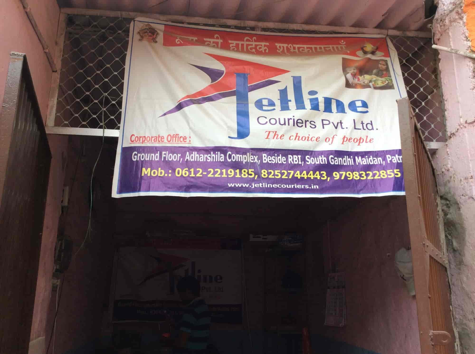 Jetline courier courier services in hajipur justdial reheart Gallery