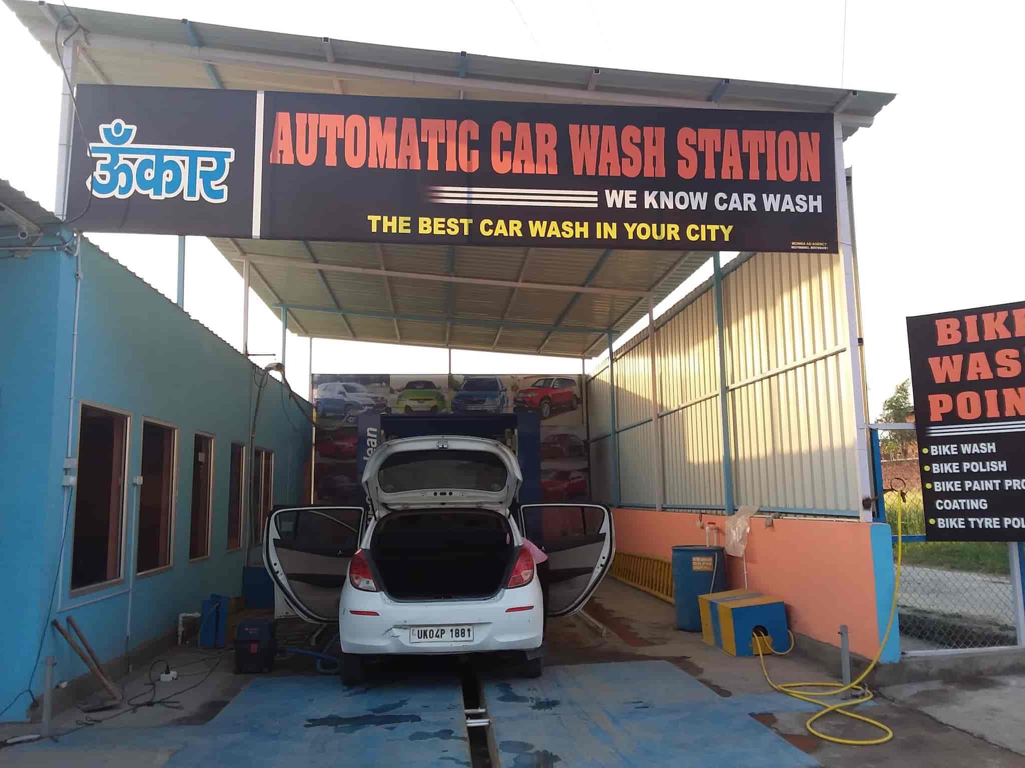 Cheap Car Wash Near Me >> Omkar Automatic Car Wash Station Haldwani Ho Car Washing