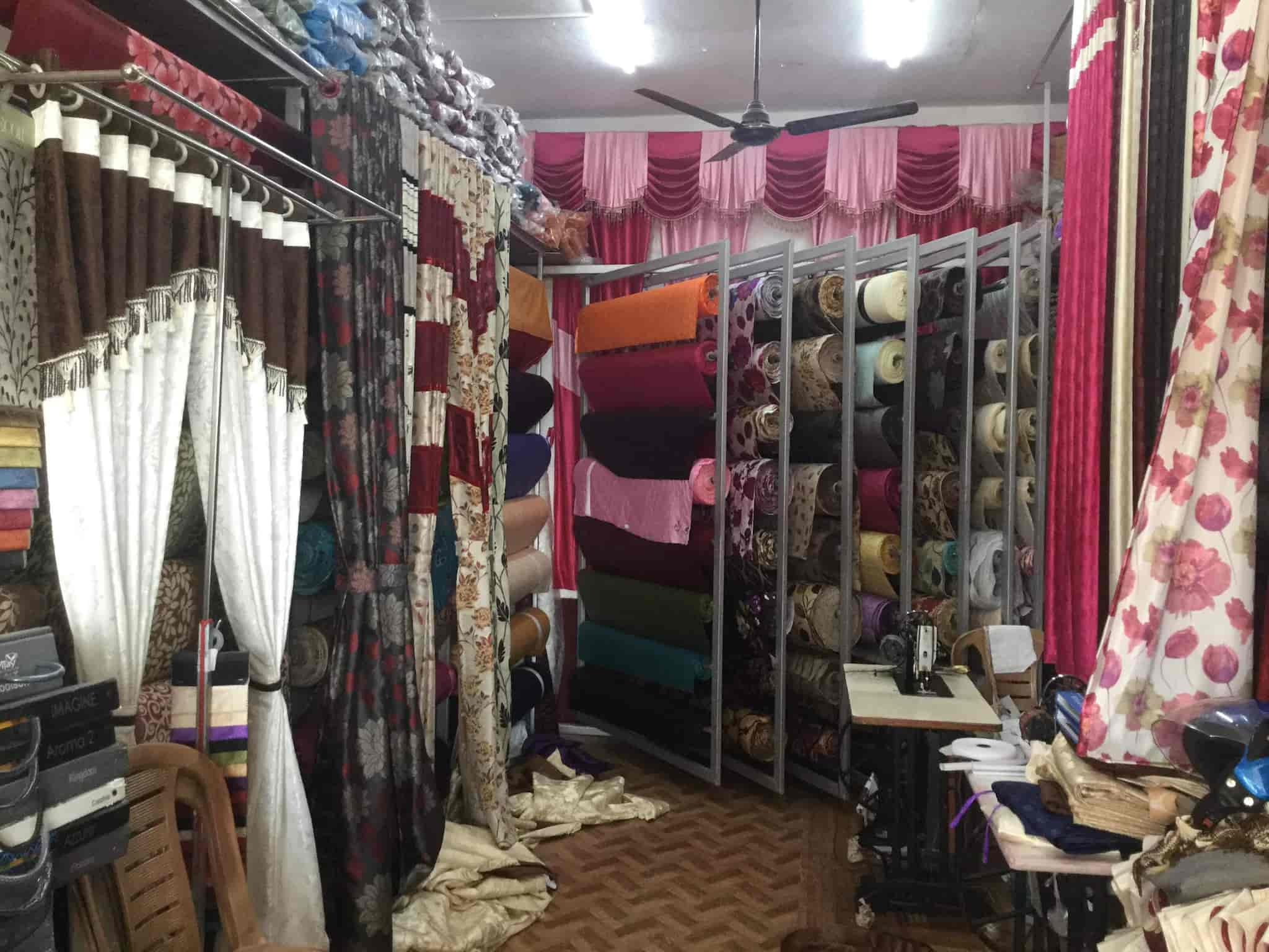Inside View Of Home Furnishing Shop
