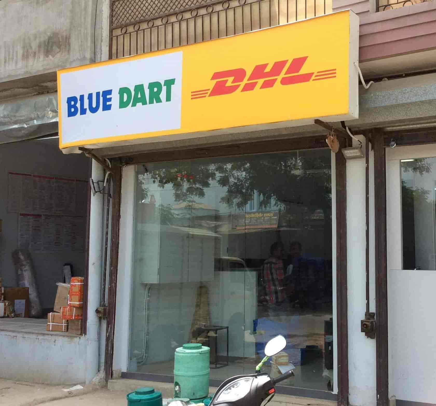 Blue Dart Express, Jwalapur, Haridwar - Domestic