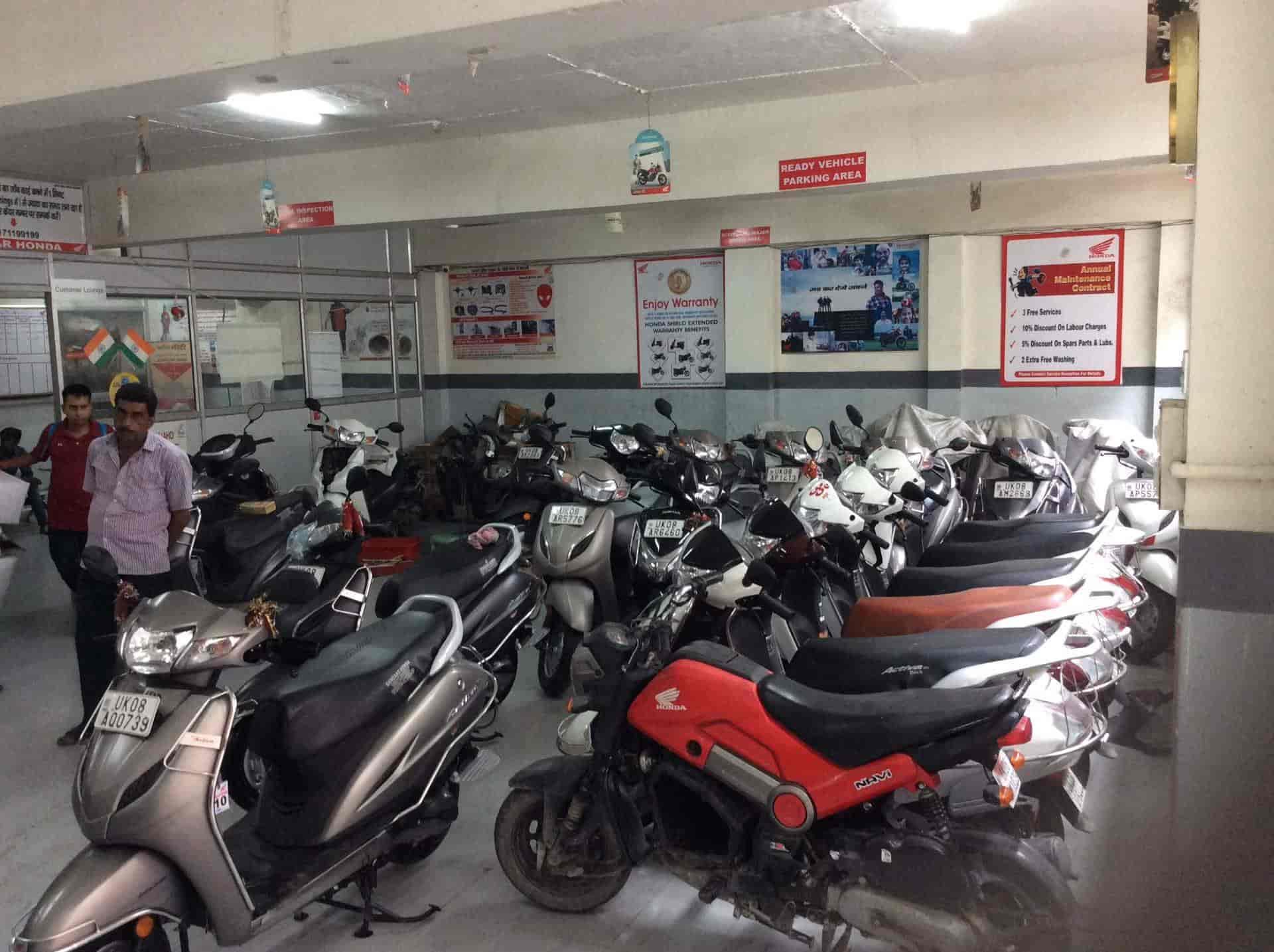 Sansaar Honda Sansar Motorcycle Dealers In Haridwar Justdial Motor Scooters