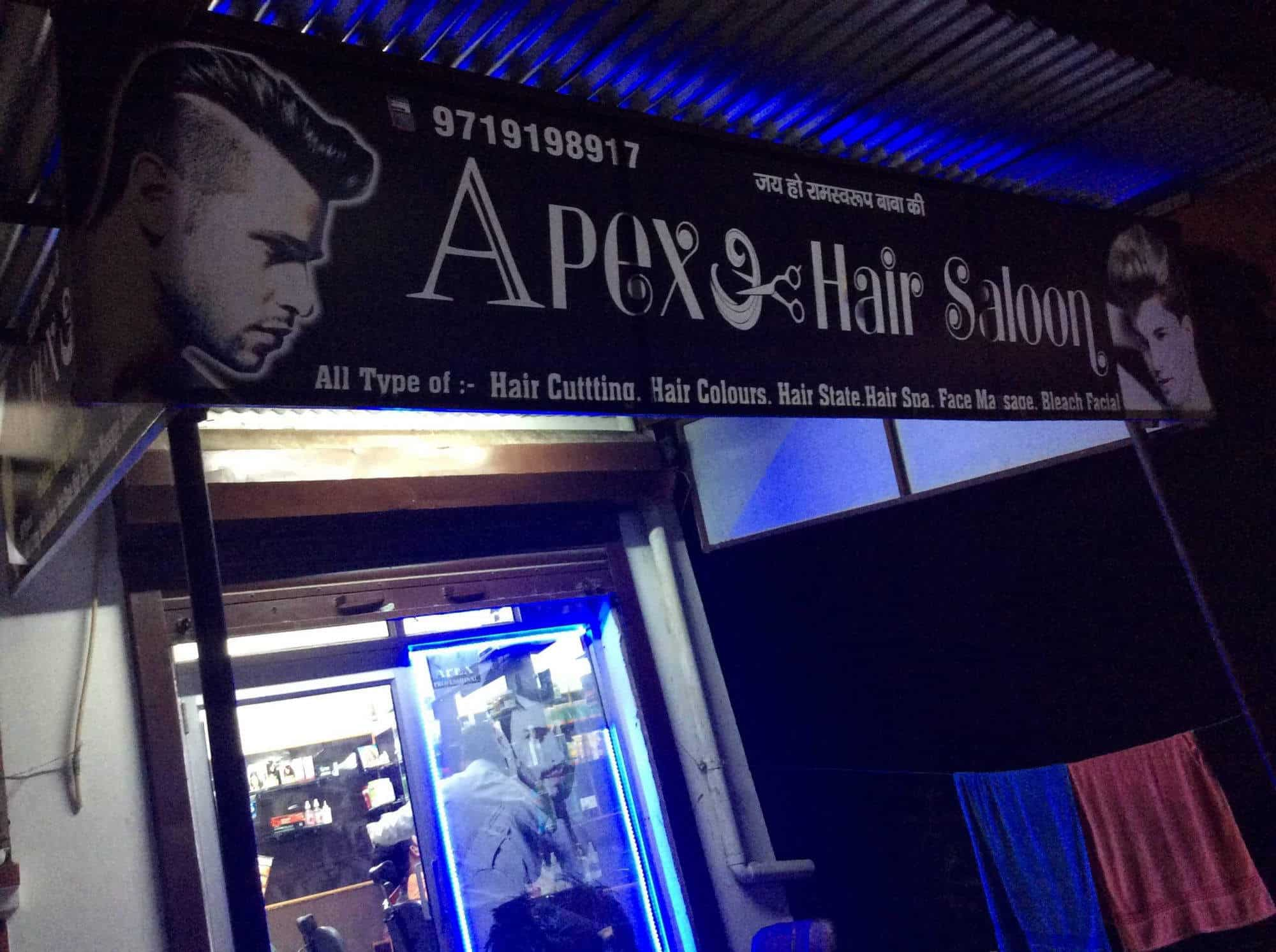 Apex Hair Salon Lajoshrich