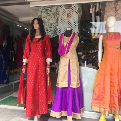 Matha Selection, Bm Road - Dress Material Retailers in