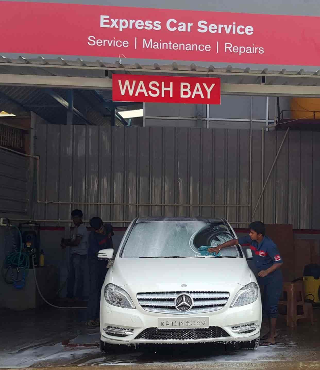 Bosch Express Car Services Jaya Nagar Car Repair