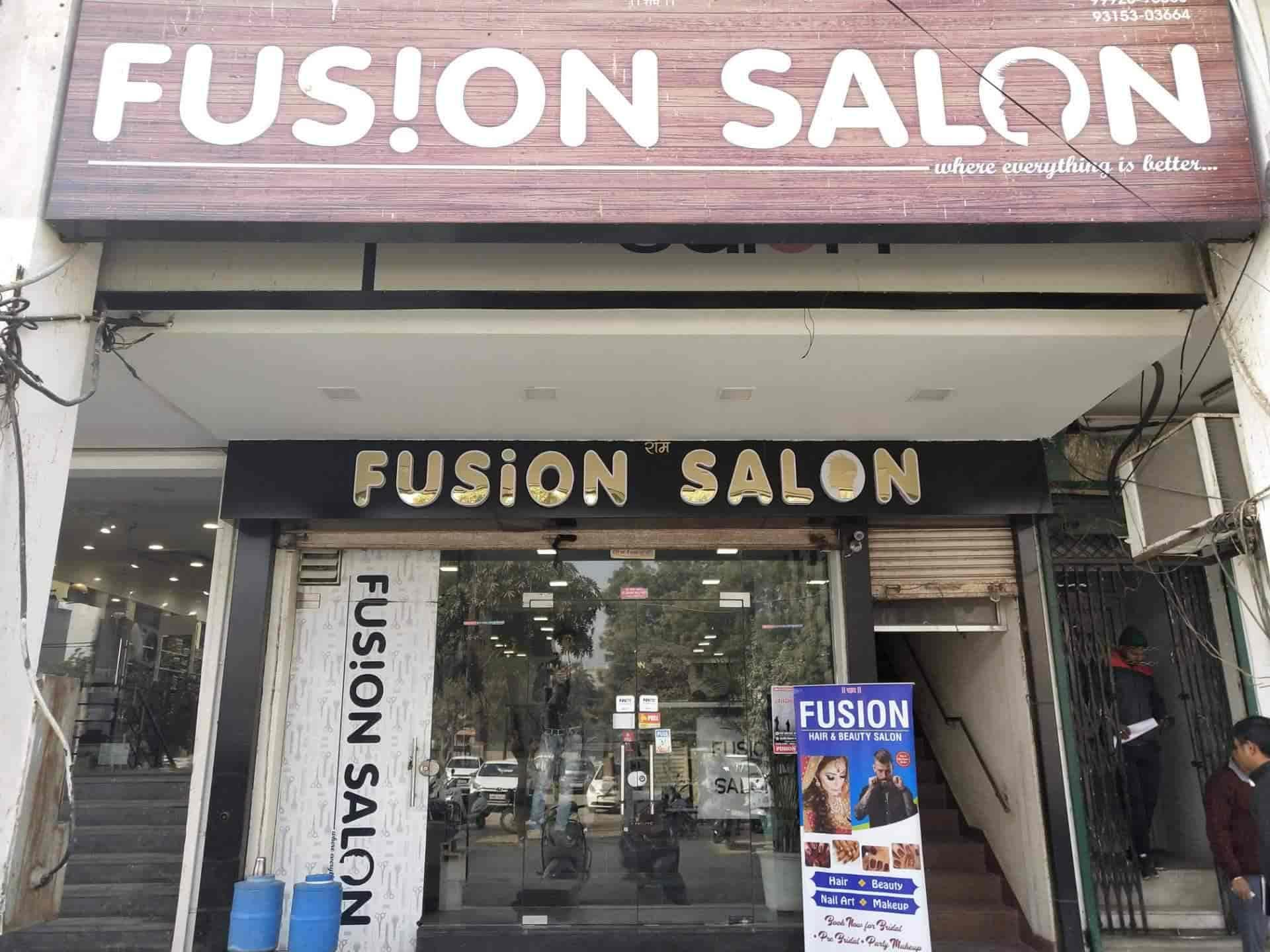 Fusion Unisex Hair & Beauty Salon, Pla Shopping Complex - 10 Hours