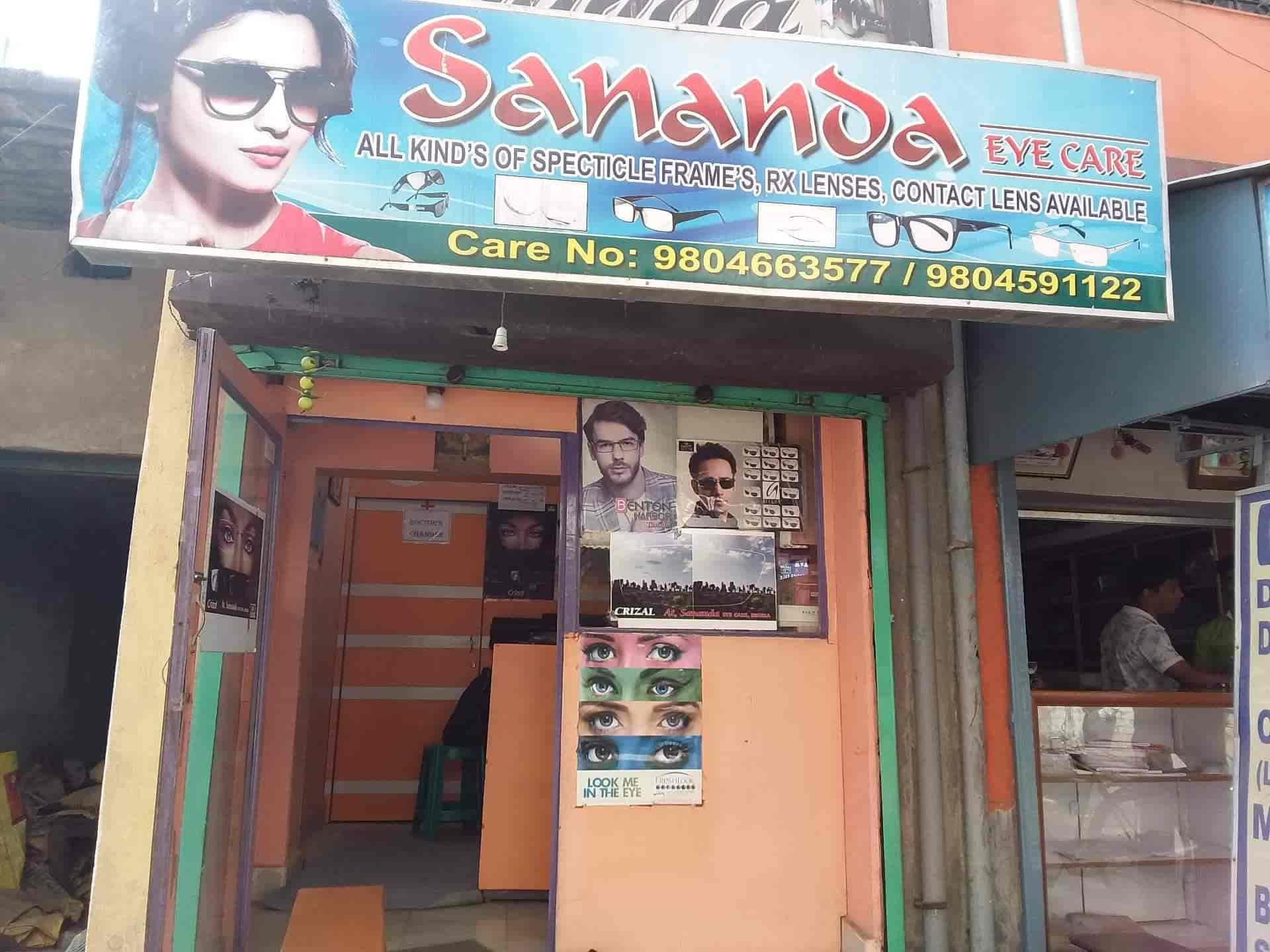 Sananda Eye Care, Rishra - Opticians in Hooghly - Justdial