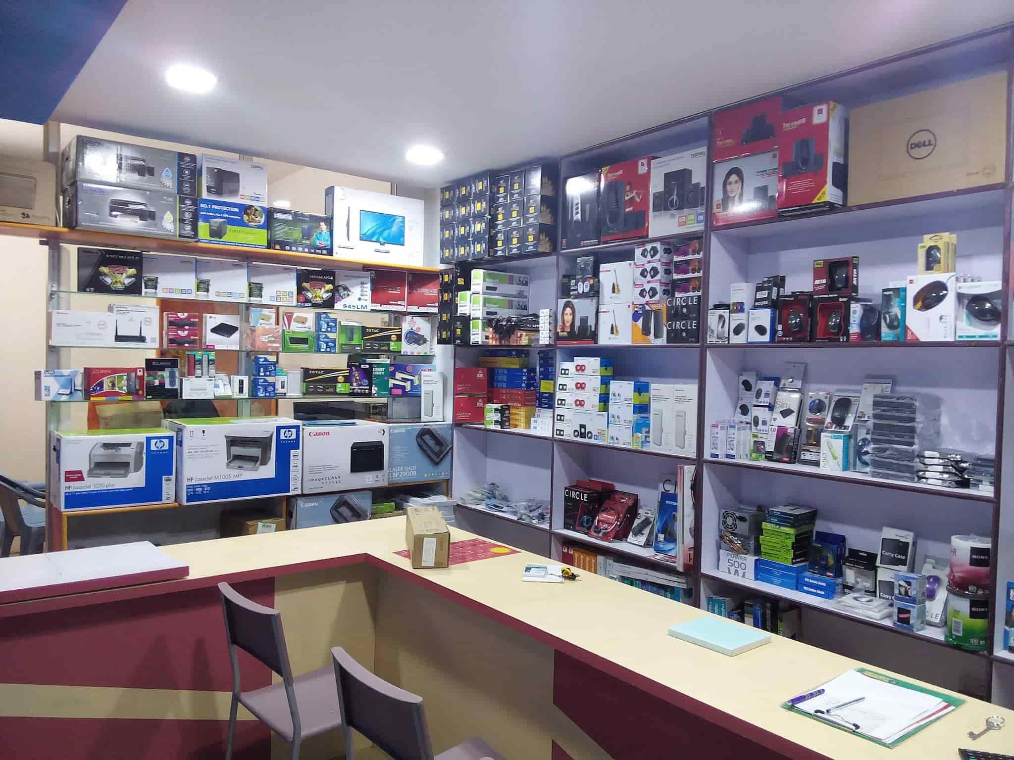 Computer shop design ideas