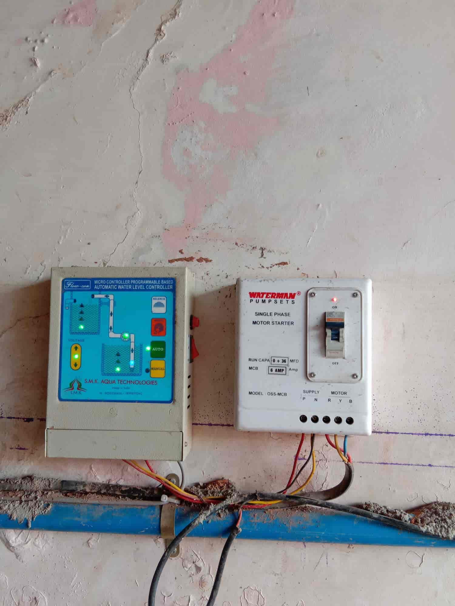 Smk Aqua Technologies Photos, 100 Bed Hospital Road, Hospet