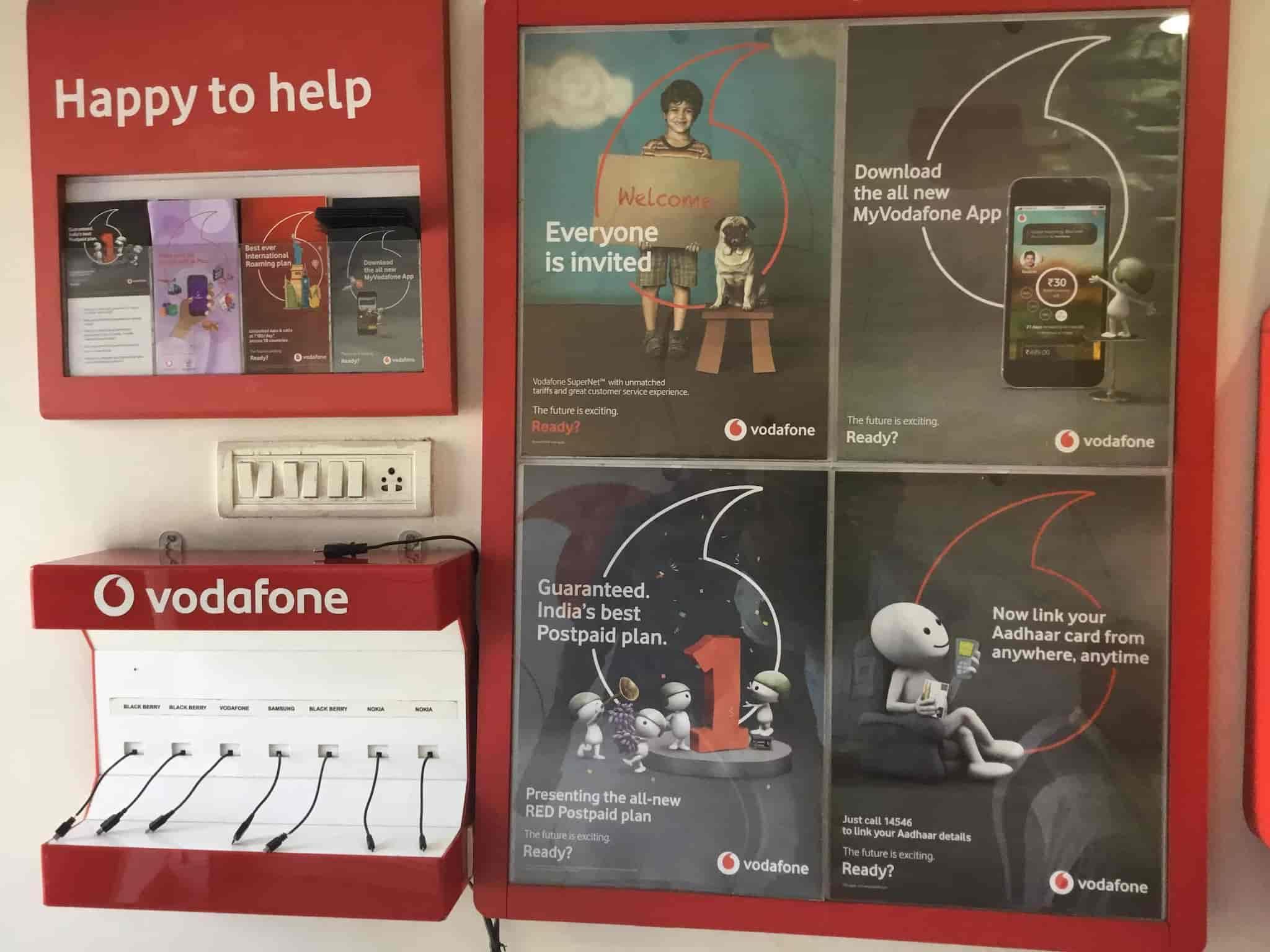 Flash Communication Vodafone Ministore, Hosur H O - Mobile