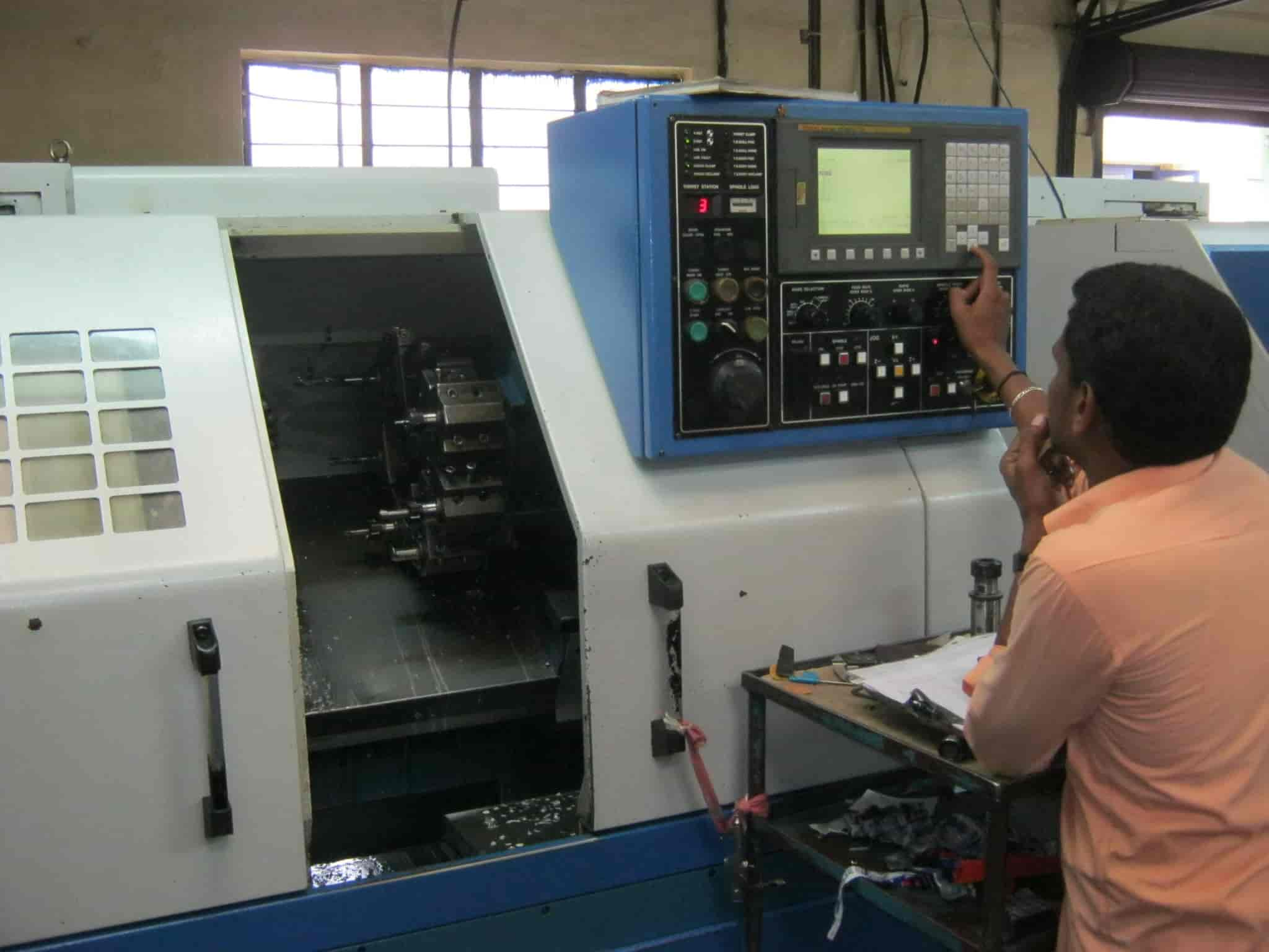 Hindustaan Cnc Training Center, Hosur - Computer Training