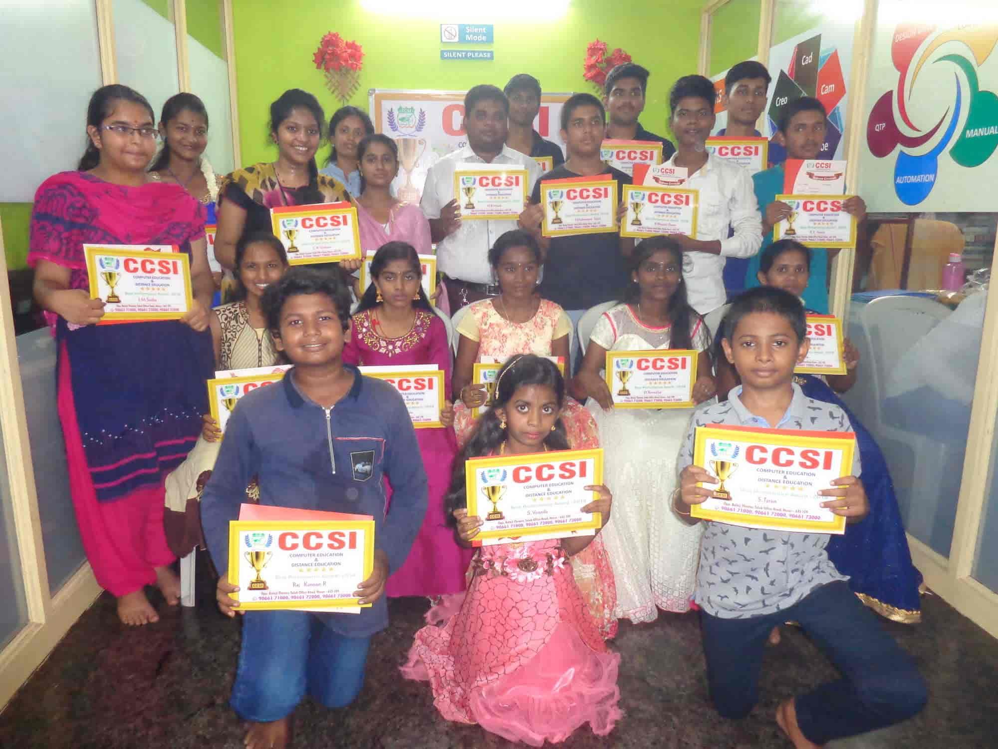 Ccsi Computer Education, Near Balaji Theater - Computer Training