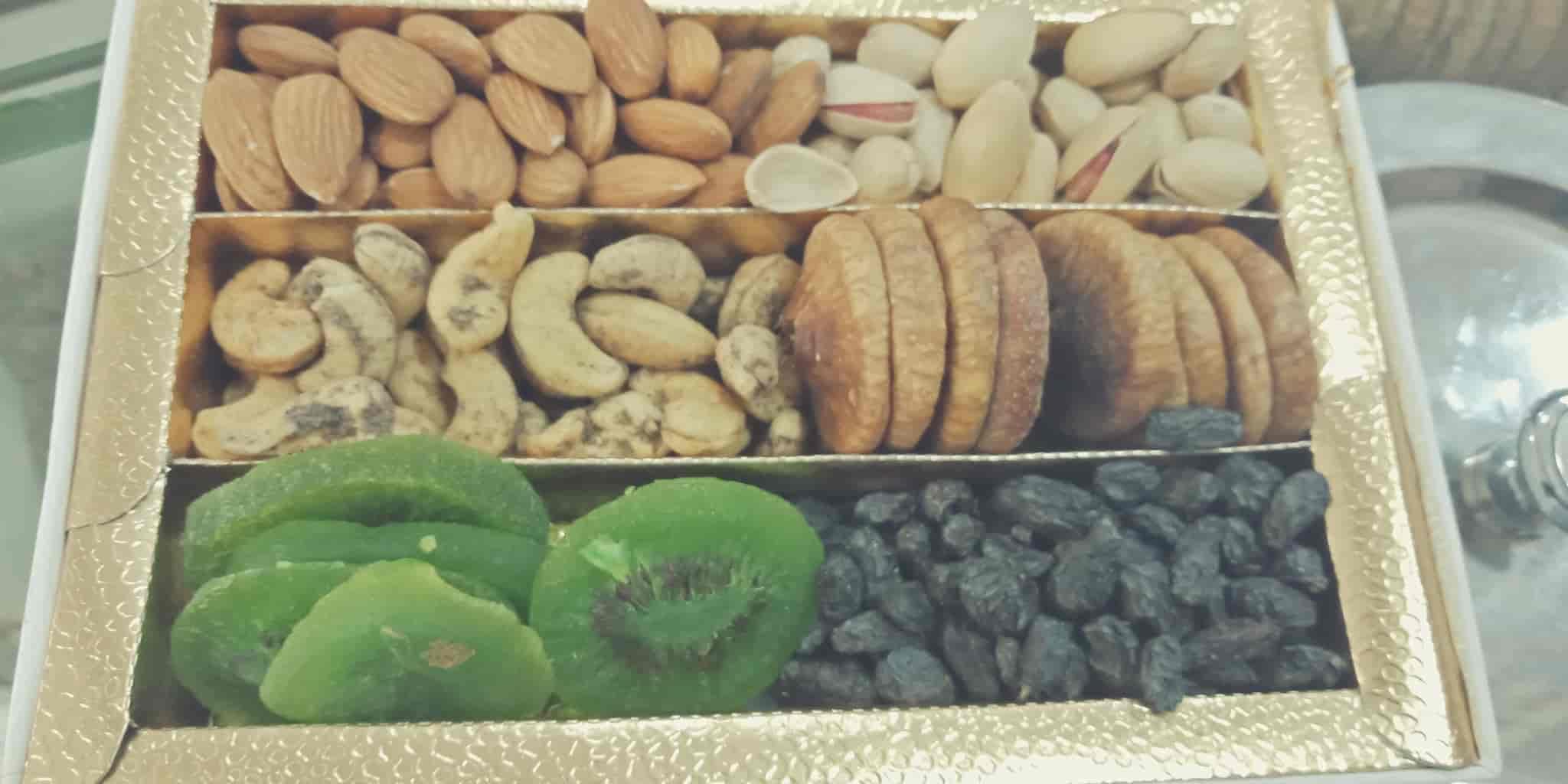 Crispy Nuts And Chocolates, Near Nanjundeswara Temple - Dry Fruit