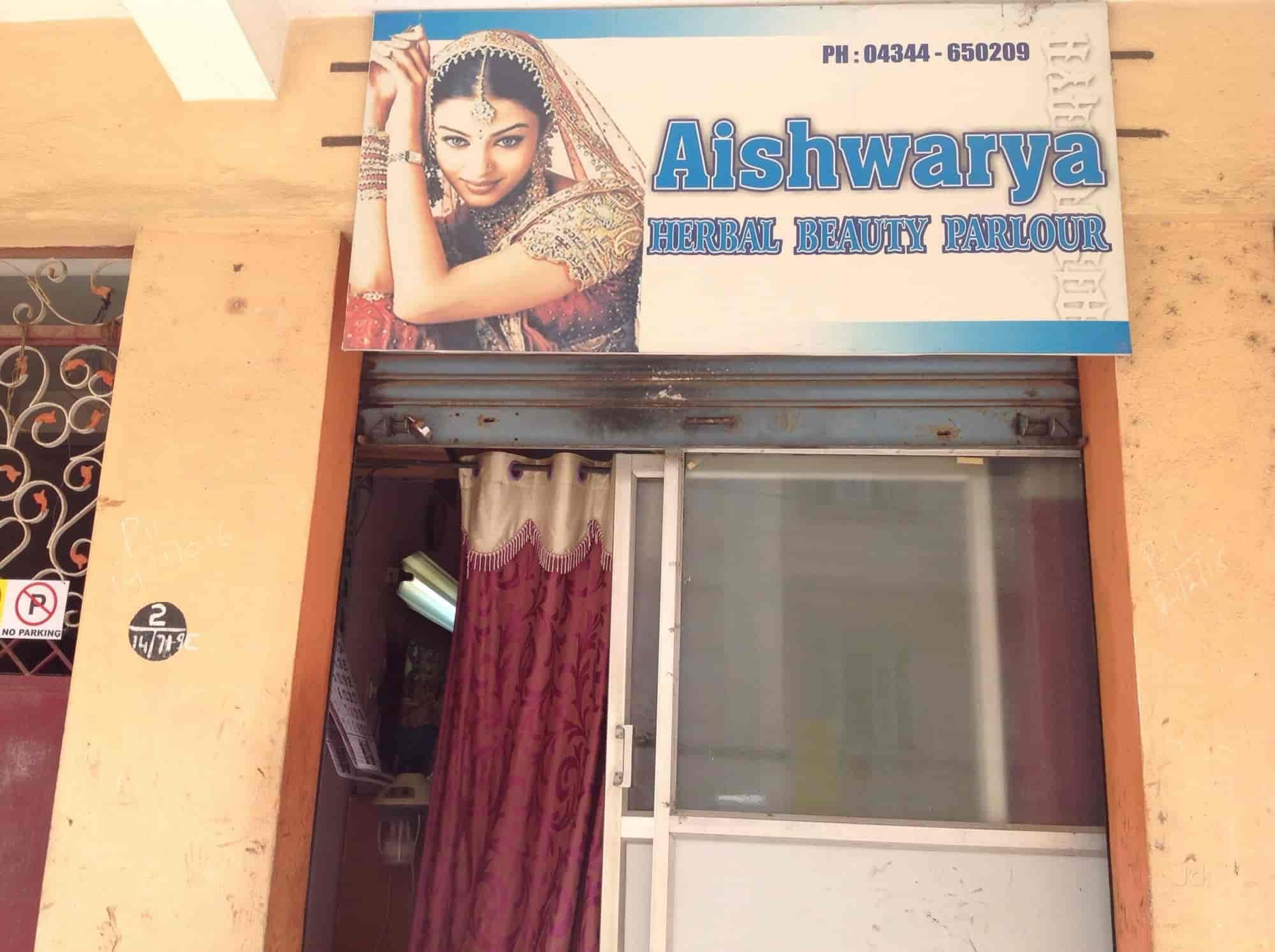 Aishwarya Herbal Beauty Parlour Near New Janani Garden