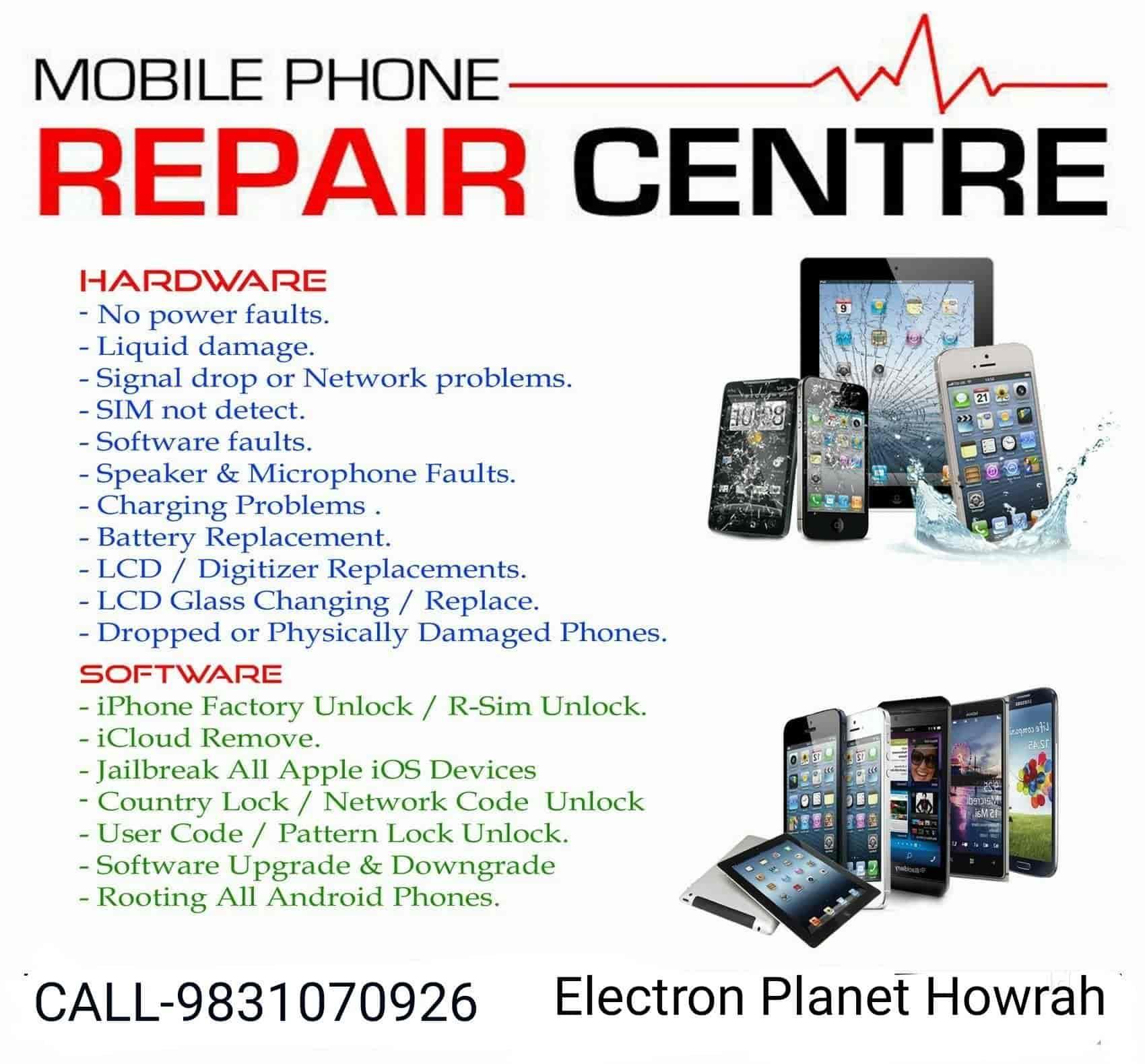 Electron Planet, Kadamtala - Mobile Phone Repair & Services