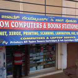 Zoom Computer And Stationery, Sirur Park - Stationery Shops in Hubli