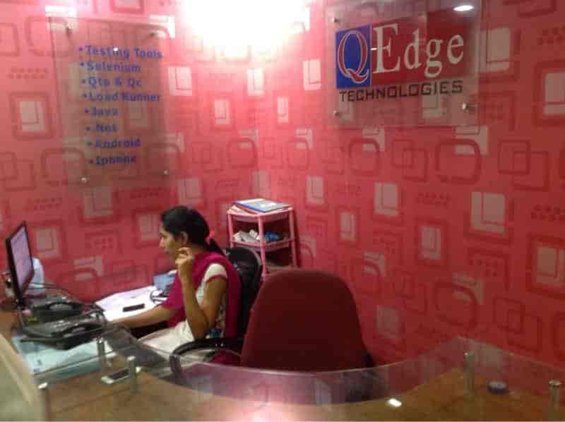 Qedge Technologies, Ameerpet - Software Testing Institutes