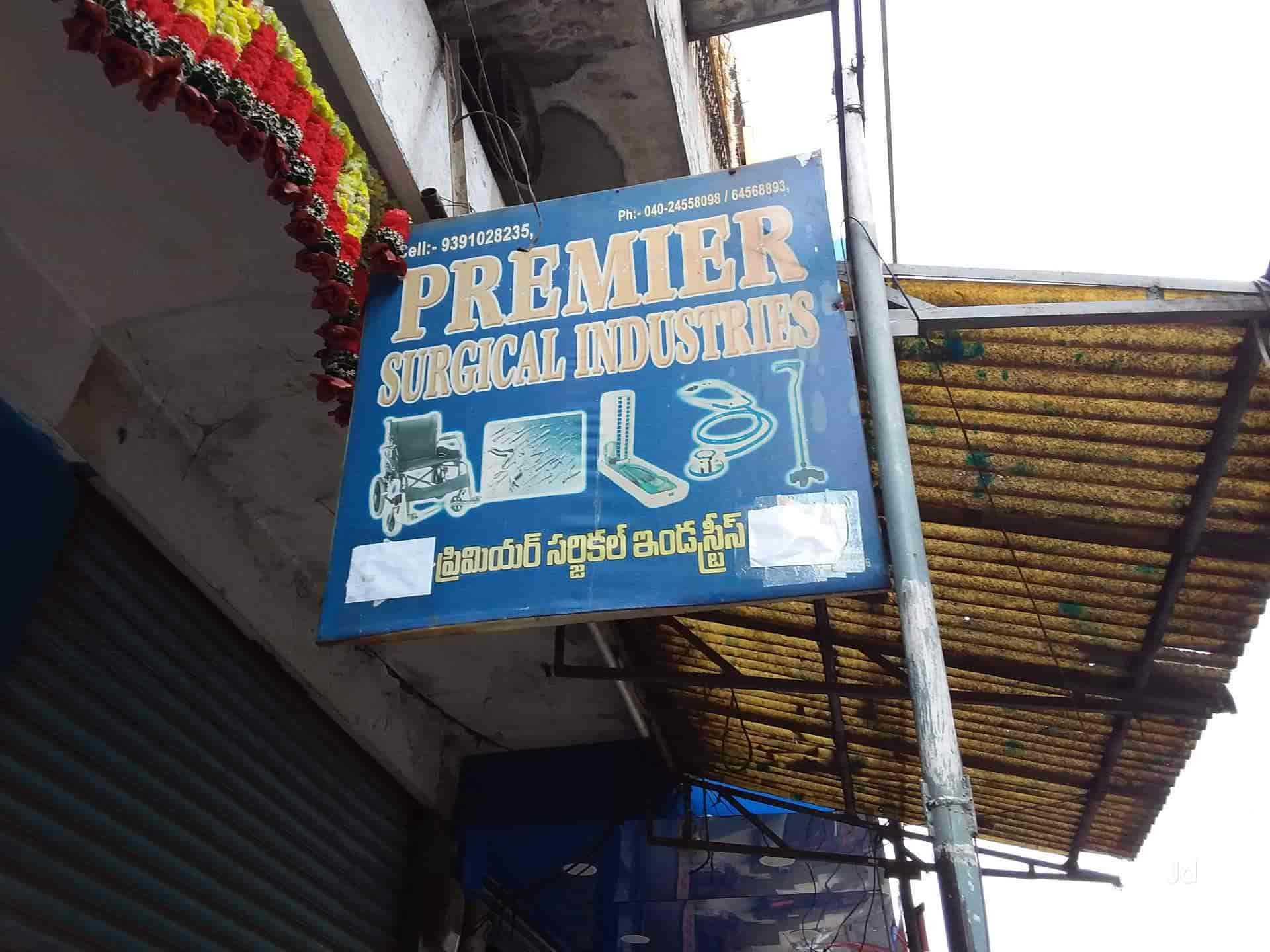 Premier Surgical Industry, Malakpet - Hospital Equipment