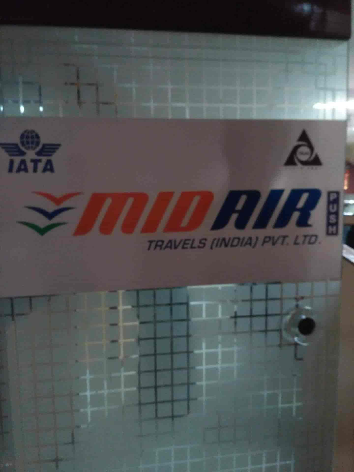 Mid Air Travels India Pvt Ltd, Ameerpet - Travel Agents in