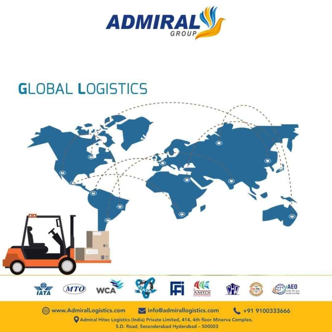 Admiral Hitec Logistics India Pvt Ltd, Secunderabad