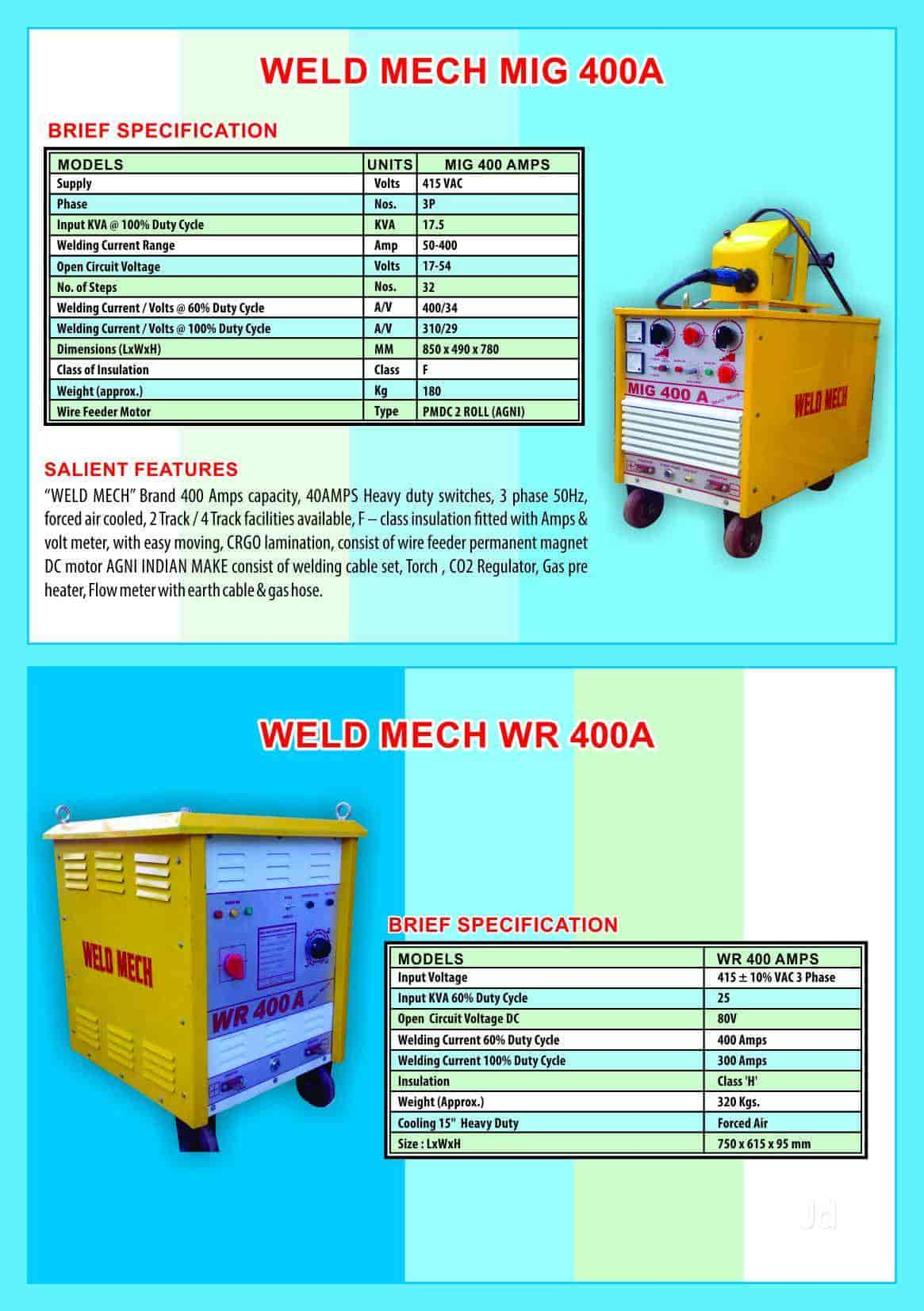 Weldmech Engineers Services Jeedimetla Welding Machine Dc Diagram Manufacturers In Hyderabad Justdial