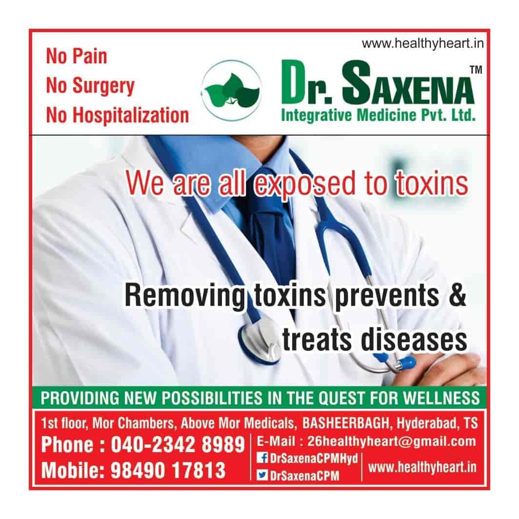 Drsaxena Integrative Medicine Pvt Ltd Photos, Basheer Bagh