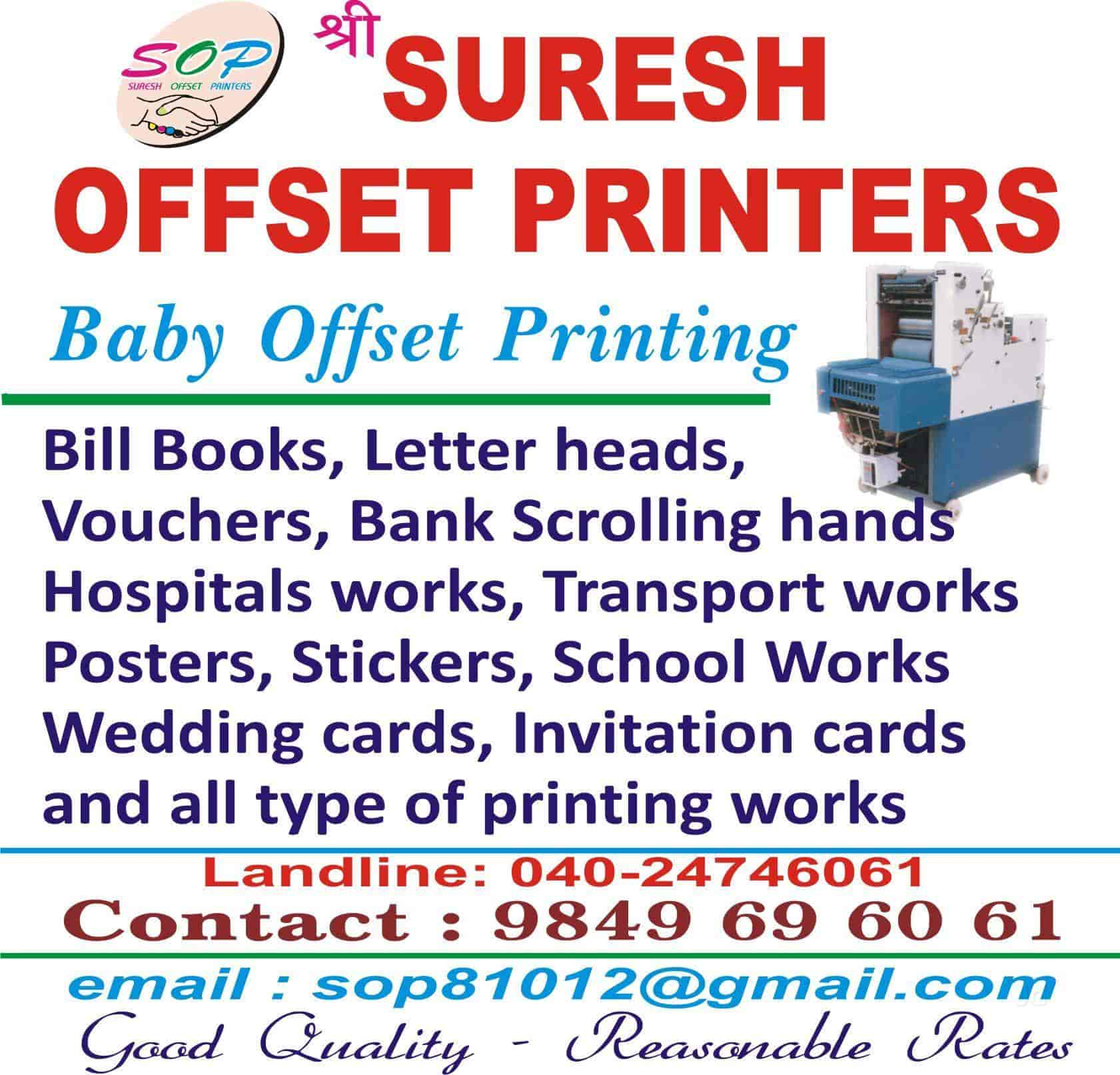 Suresh offset printers photos kachiguda hyderabad pictures suresh offset printers photos kachiguda hyderabad pictures images gallery justdial stopboris Choice Image