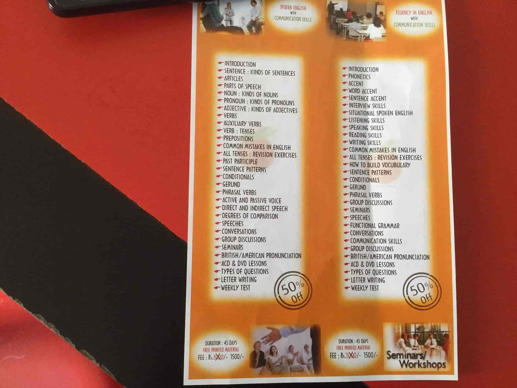Orange Spoken English Photos, Vanasthalipuram, Hyderabad- Pictures