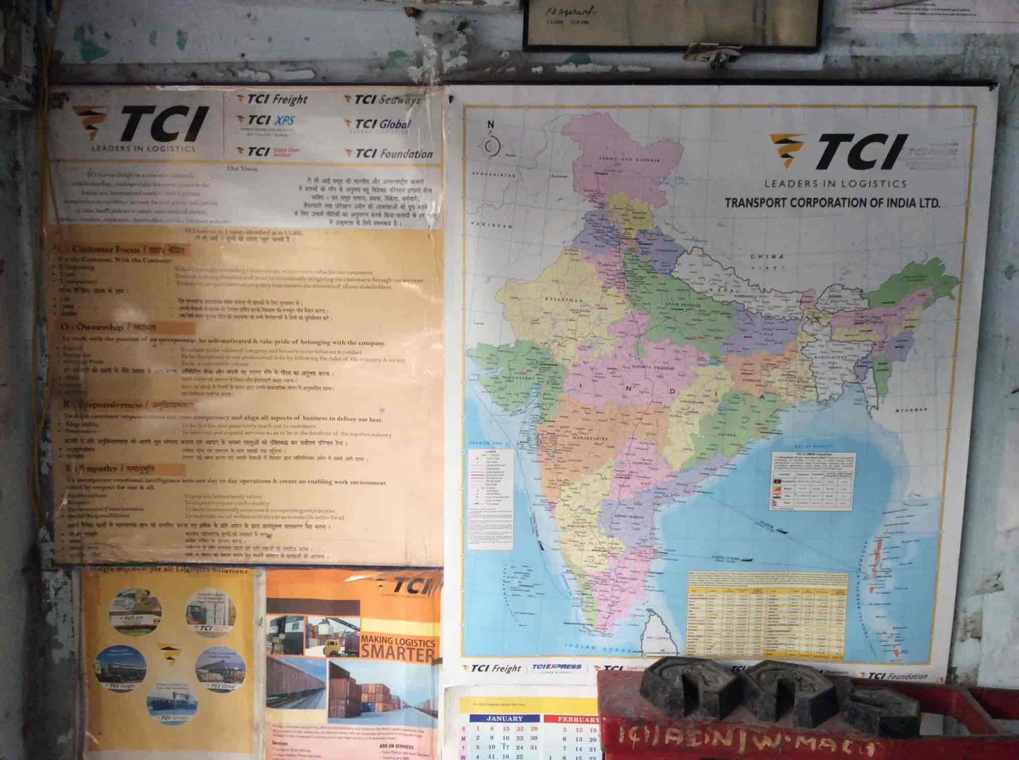 Transport Corporation Of India Ltd (Regional Office), Sardar