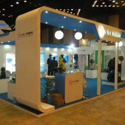 Exhibition Stall Fabricators Hyderabad : Prism events & expositions hitech city exhibition stall