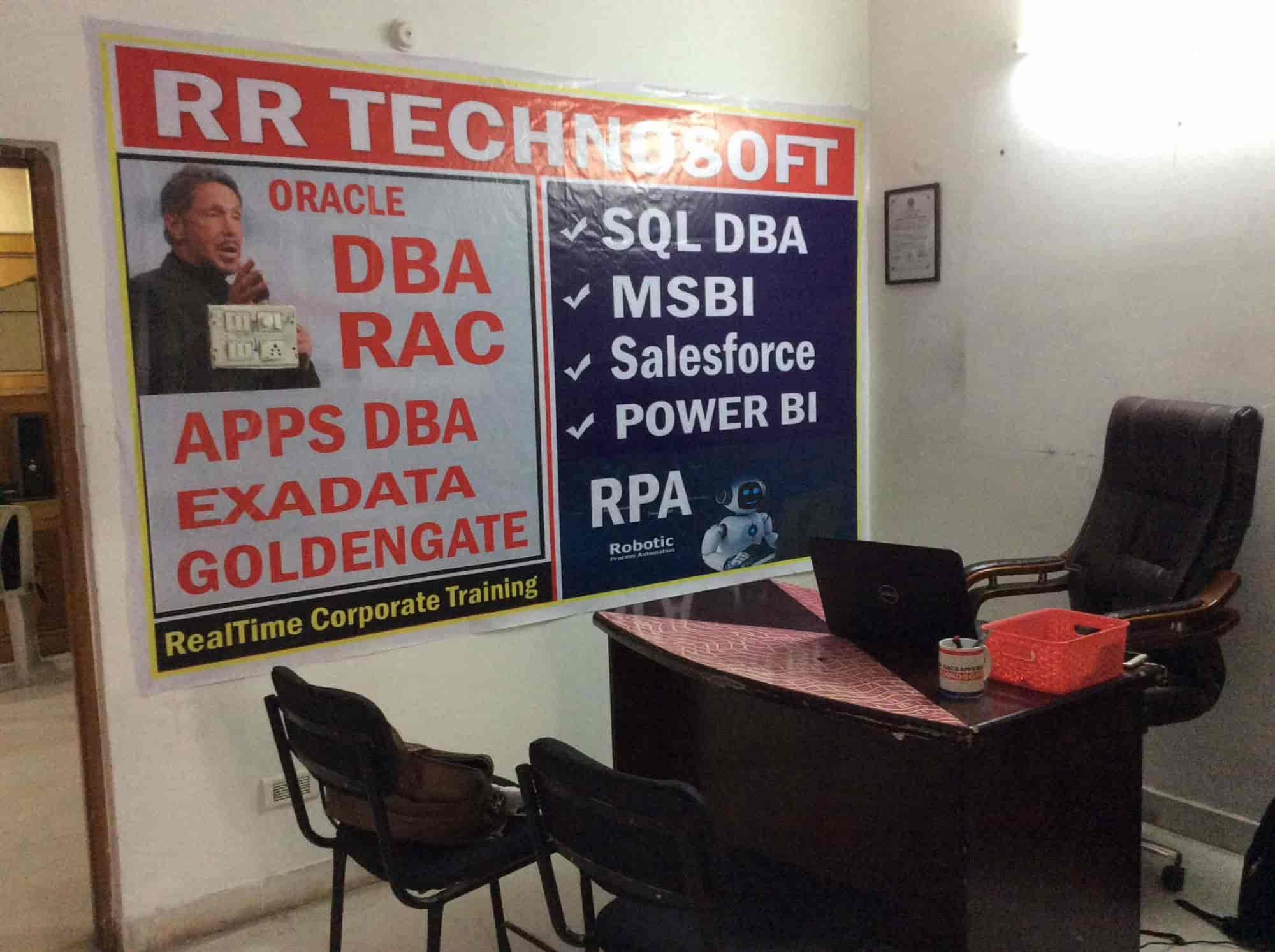 R R Technosoft Ameerpet Computer Training