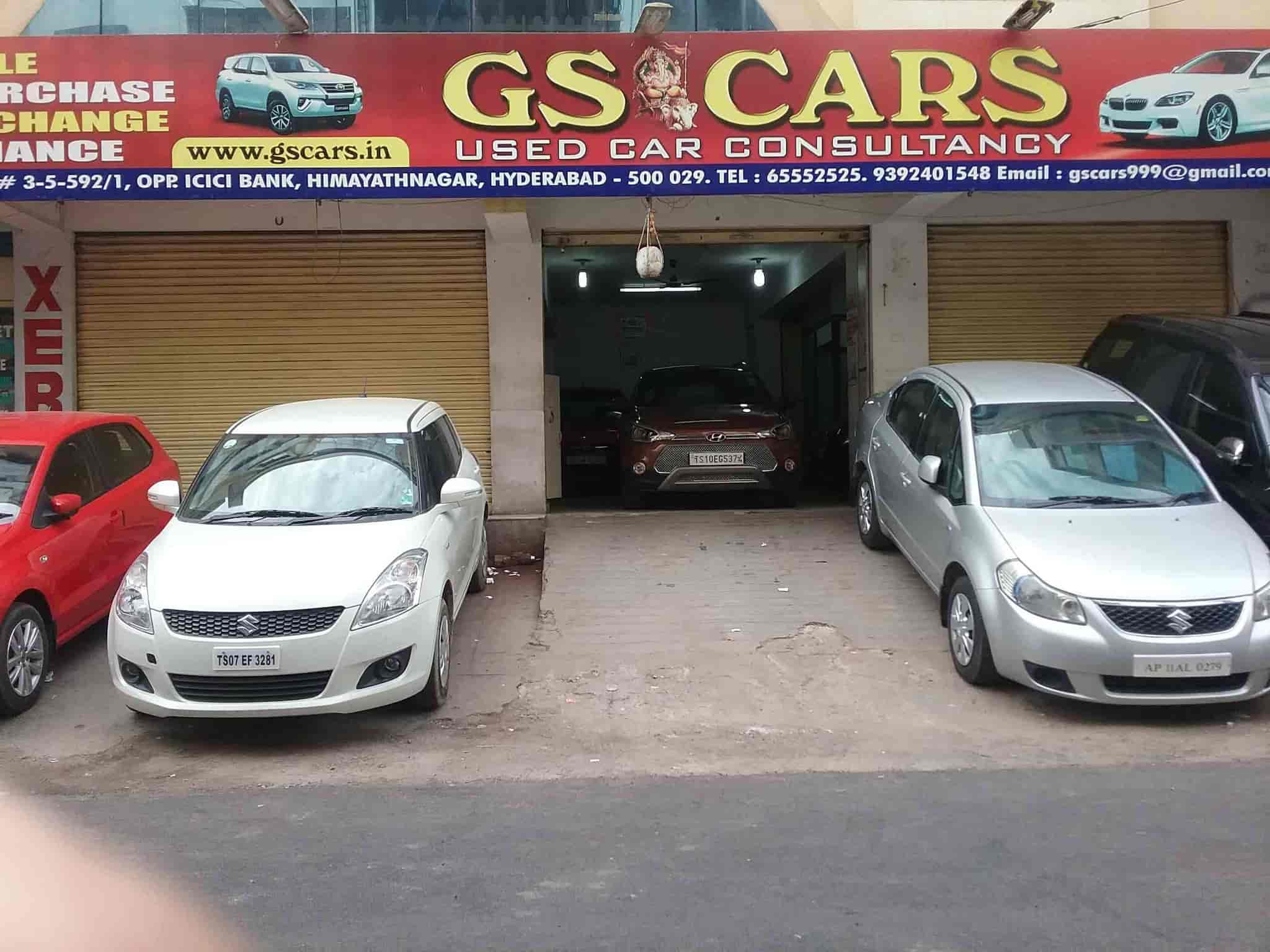 G S Cars, Himayat Nagar   Second Hand Car Dealers In Hyderabad   Justdial
