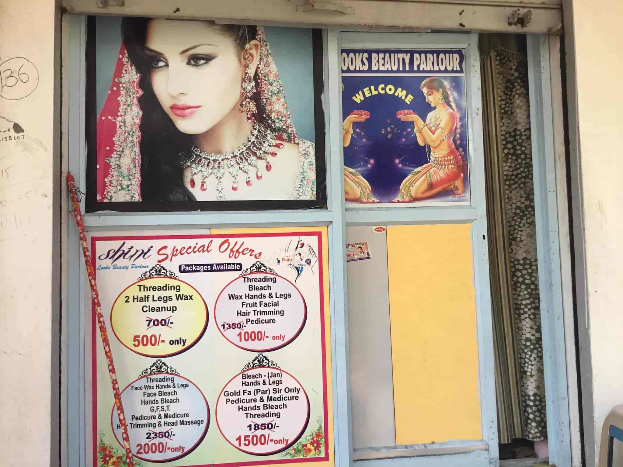 Shini Looks Beauty Parlour, Anand Nagar Colony-Khairatabad - Beauty