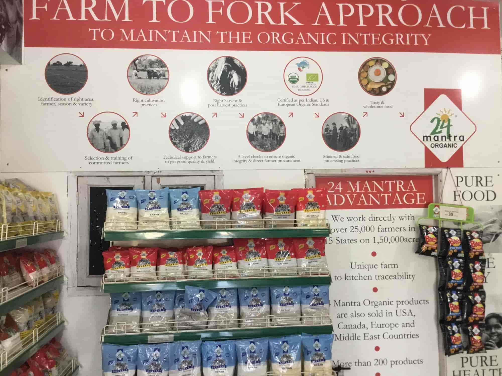 24 Mantra Organic Store, As Rao Nagar - Organic Food